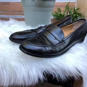 BALLY MESNS BLACK SHOES